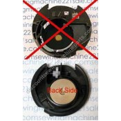 Singer Bobbin Case (N) #387032 and (O) #386006****