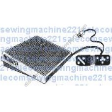 Foot Control #4121600-04 with Cord #4120002-03