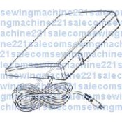 Foot Control with Cord #4124925-01