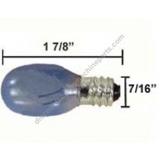 Blue Bulb #B7501-03A