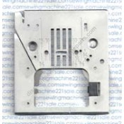 "Singer ""Curvy"" Zig-zag Needle Plate #051099"