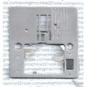 Singer / White Zig-zag Needle Plate #168618