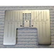Viking Straight Stitch Needle Plate #68003153 (4129642-03)