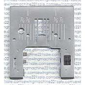 Kenmore ZigZag Needle Plate #654617001