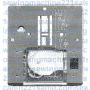 Viking Zig-Zag Needle Plate #4160374-01 116 Emerald