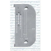 Brother Straight Stitch Needle Plate #XC1645051