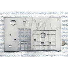 Brother Zig-Zag Needle Plate #XC8565031