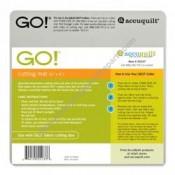 "GO! Cutting Mat 6"" x 6"" by AccuQuilt #55137"