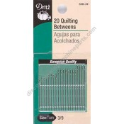Hand Needles - Quilting/ Betweens Size 3/9