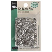 Quilters Safety Pins Assorted Sizes