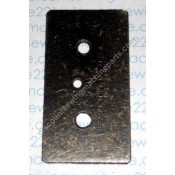 Singer #9-W (Wheeler and Wilson #9) Oil Cover Plate #208778