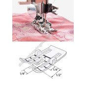 Husqvarna Viking Presser Foot Changeable Quilters Guide/Stitch-in-the-Ditch #4131555-45