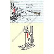 """Needle Clamp Attachment Screw #54635 """"A"""""""