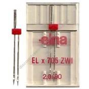 Serger Needle ELNA #ELx705ZWI Size 14