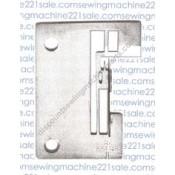 Singer Serger Standard and Rolled Hem Plate #556016-452