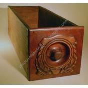 Singer Wood Embossed Drawer
