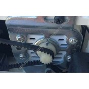 "Singer ""Inspiration"" 4200 Series Motor Pulley Kit #360047900 IMPROVED 4205"
