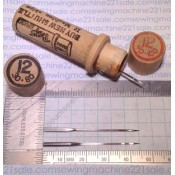 """""""Boye"""" Needles with Wood Container #12 (20x1)"""