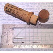 """""""Boye"""" Needles with Wood Container #14 (20x1)"""