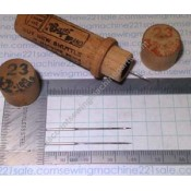"""""""Boye"""" Needle without Wood Container #23 Singer 12X1"""