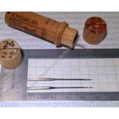 """""""Boye"""" Needles with Wood Container #24"""