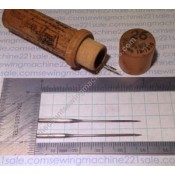 """""""Boye"""" Needles with Wood Container #26"""