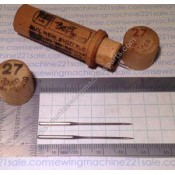 """""""Boye"""" Needles with Wood Container #27"""