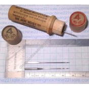 """""""Boye"""" Needles with Wood Container #4 (20x1)****SOLD OUT****"""
