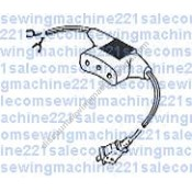 Double Lead Power Cord #714179