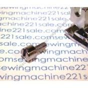 Brother Small Presser Foot Screw #XA4813051