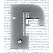 White, Janome, NewHome Serger Needle Plate #11660ns (new style)
